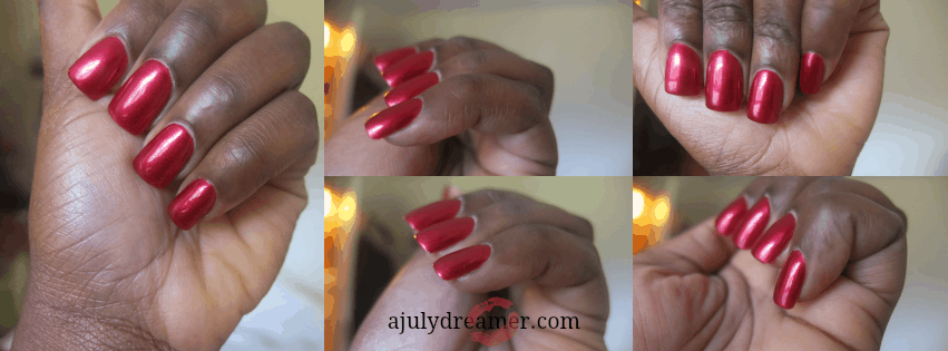 Manicure Monday ~ Charity begins at home