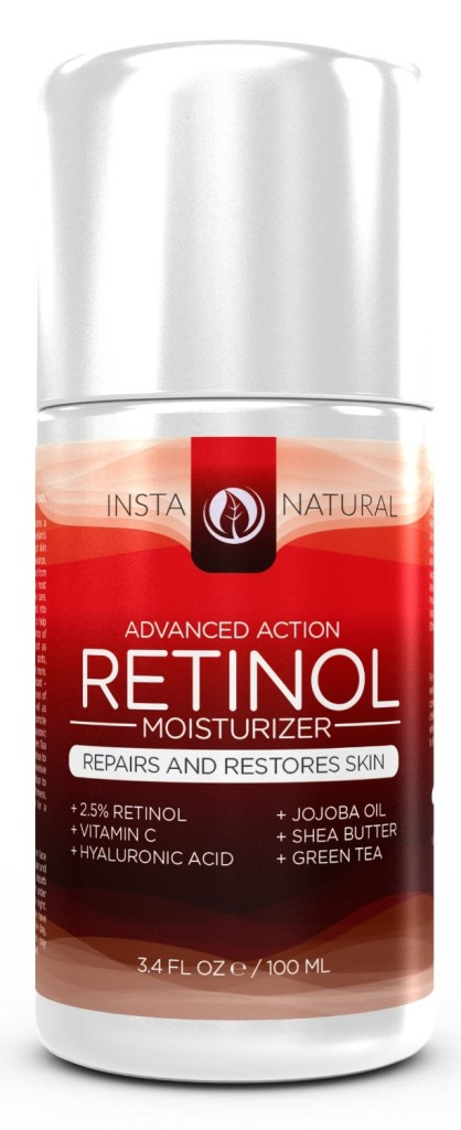 Insta Natural ~ Retinol Cream Review