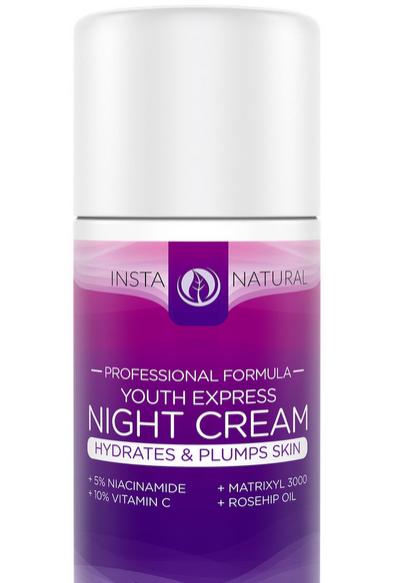 instanatural night cream
