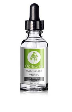 oz natural serum