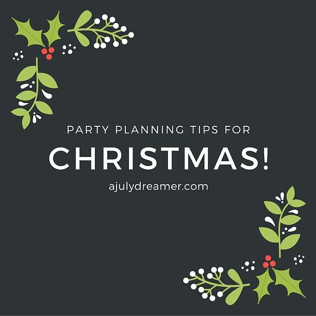 christmas party tips