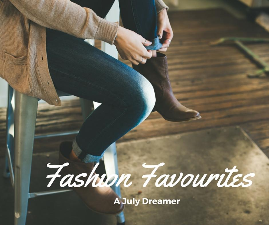 Fashion Favourites