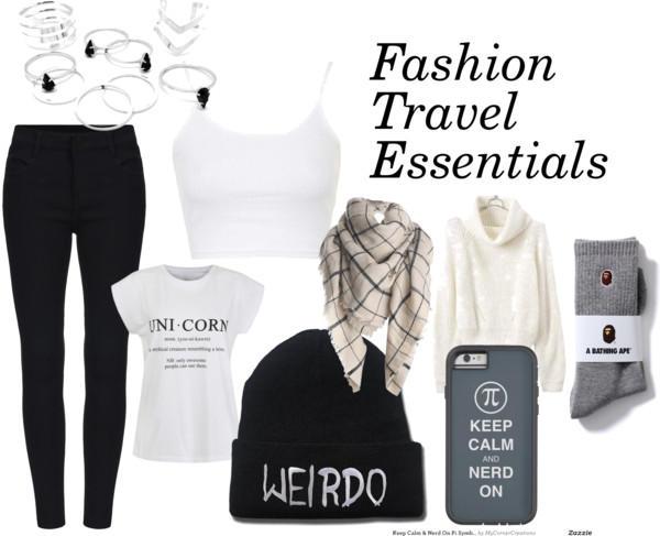 Fashion Travel Essentials