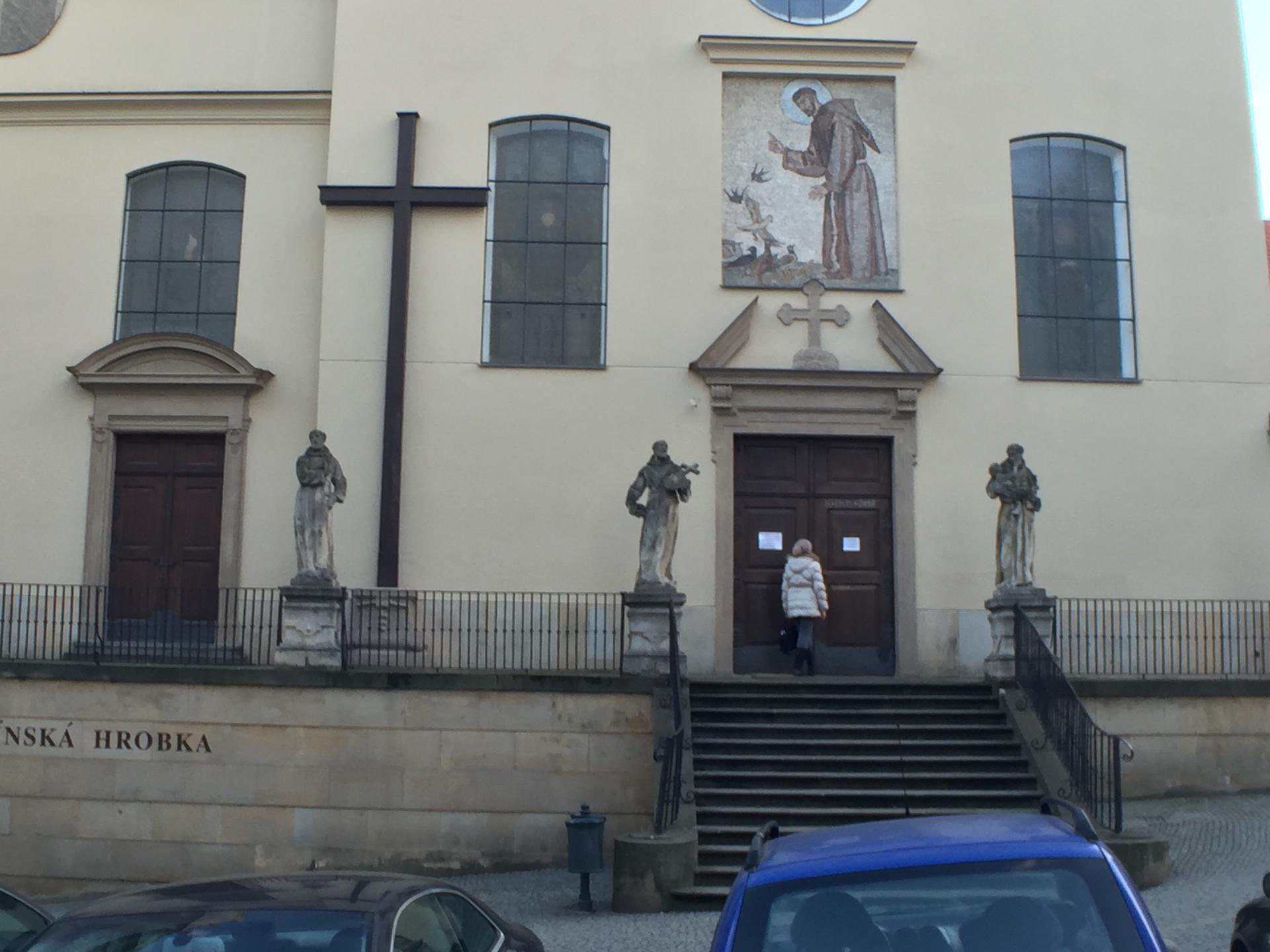 Capuchin Crypt & Church