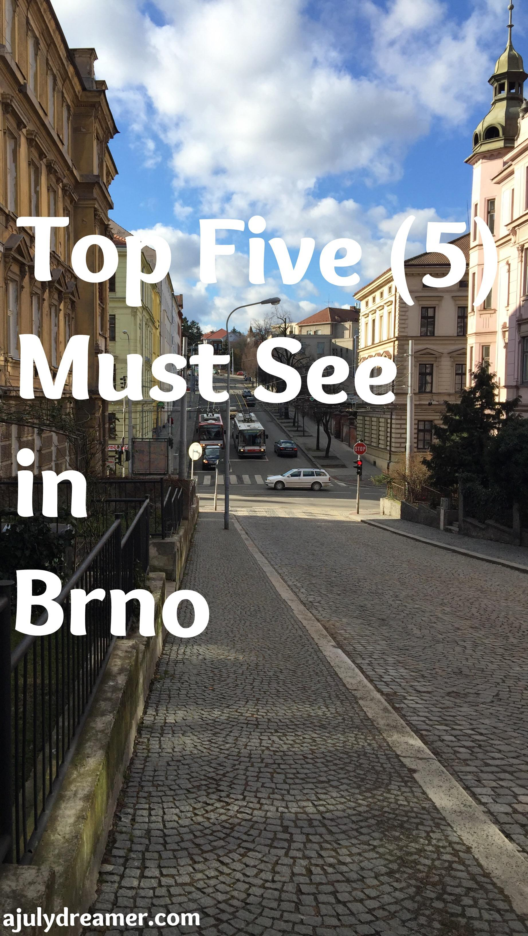must see in Brno