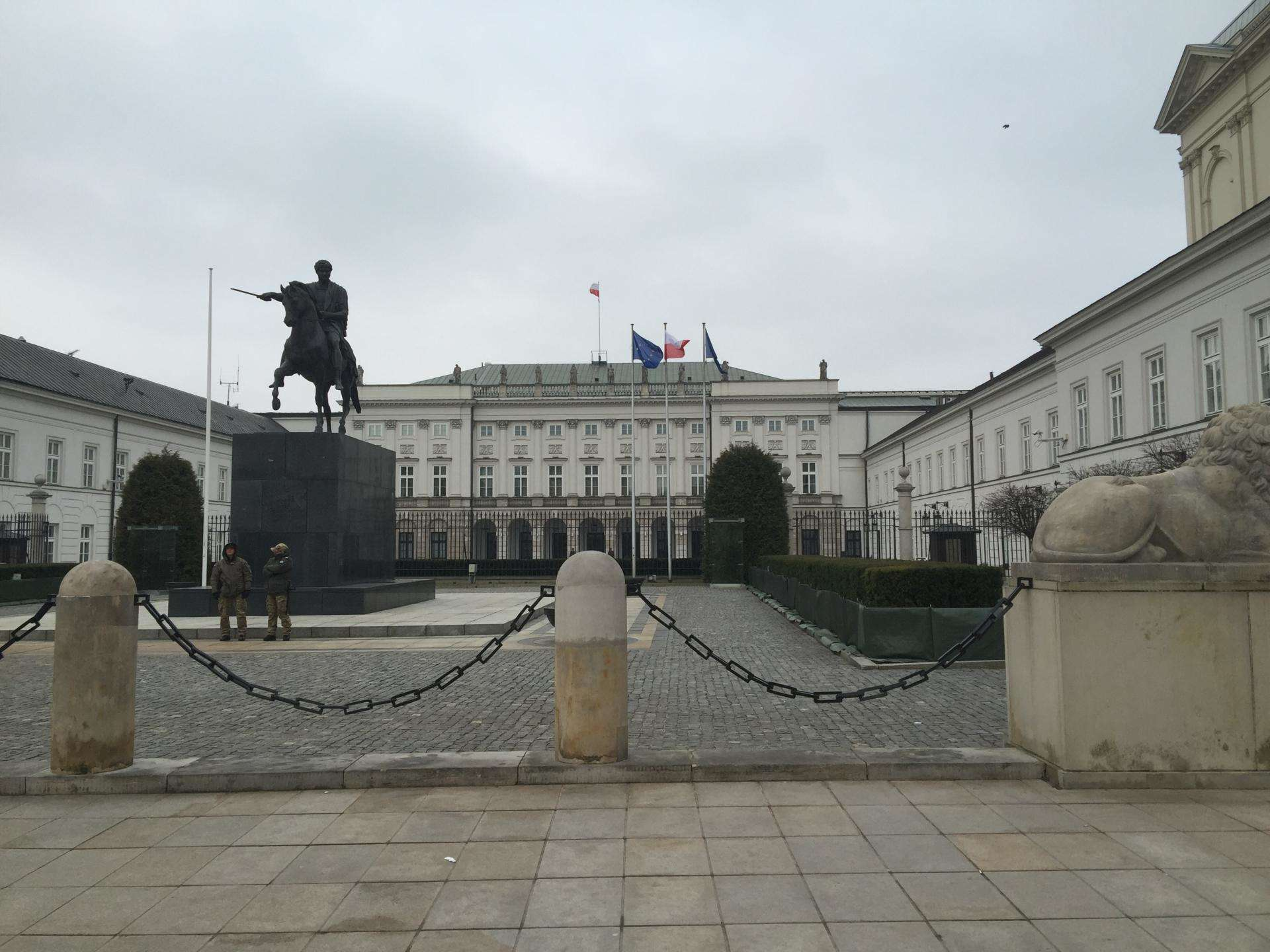 Warsaw Presidential Palace