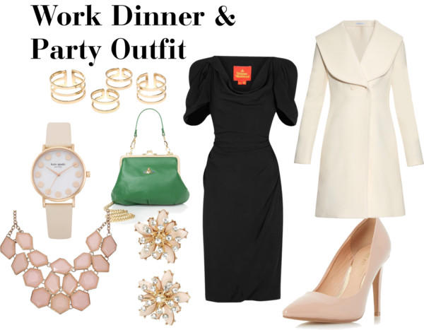 work dinner outfit