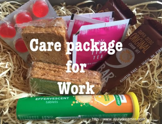 A care package for work