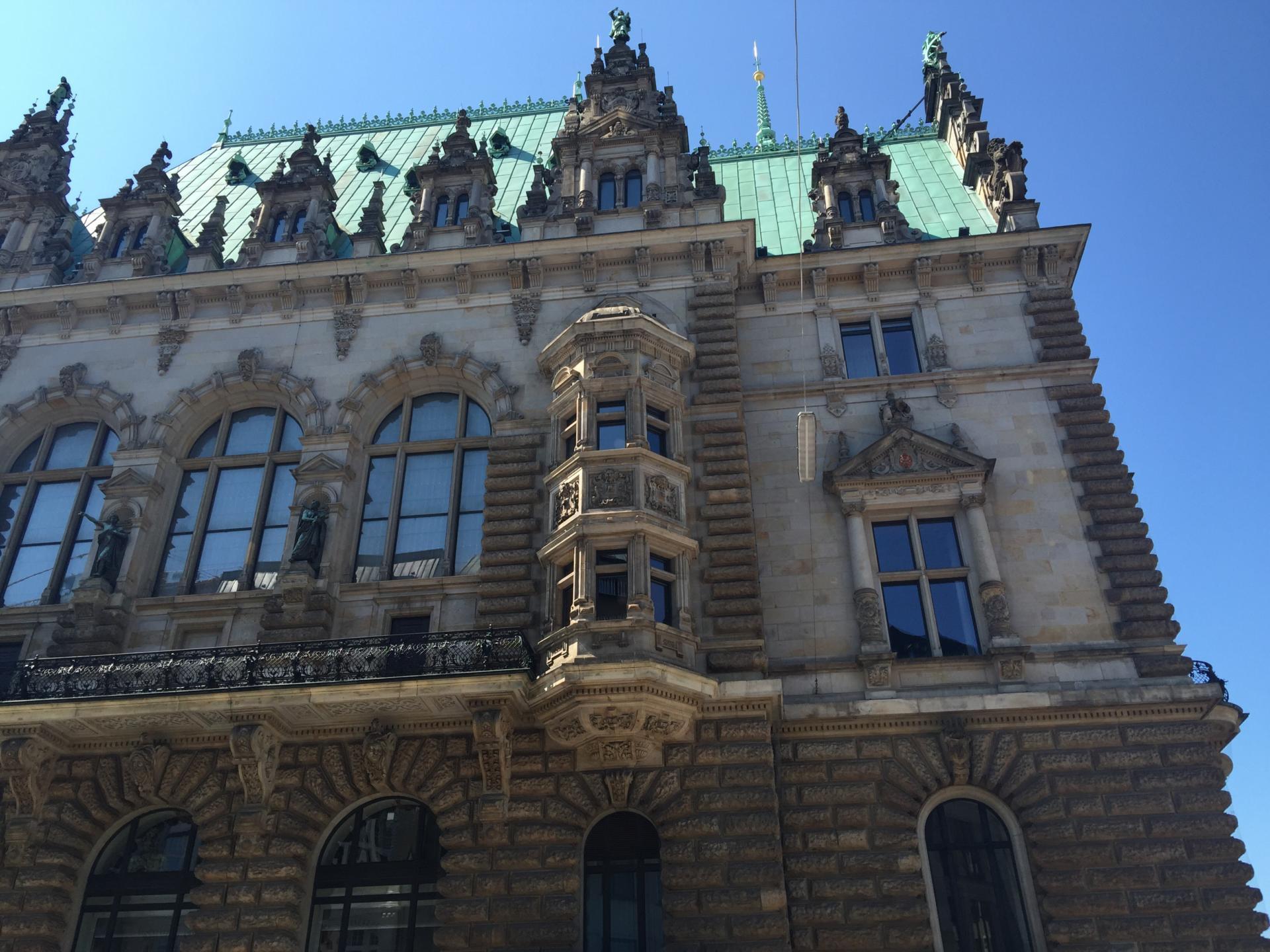 Rathausmarkt, Hamburg