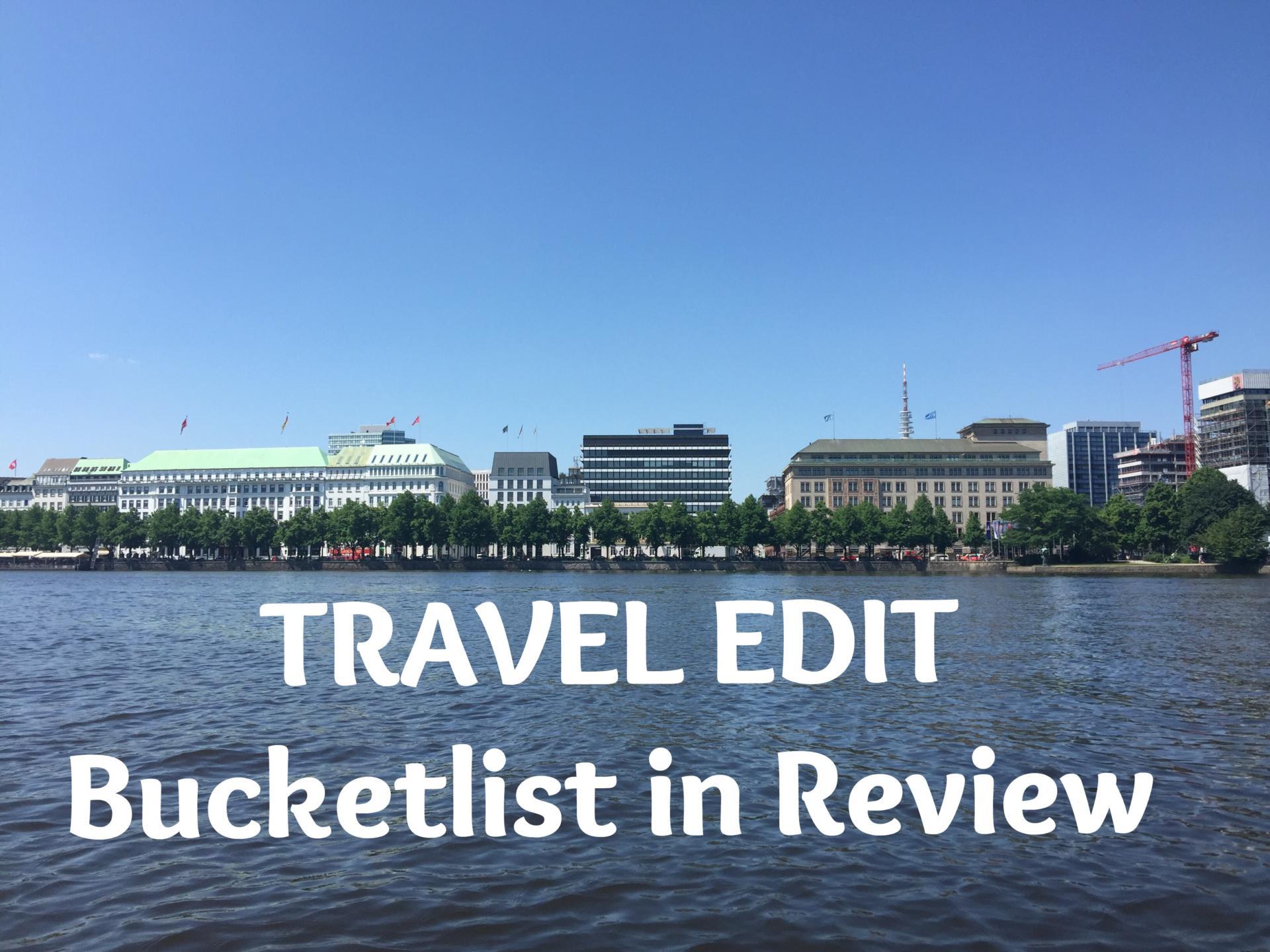 Travel Edit