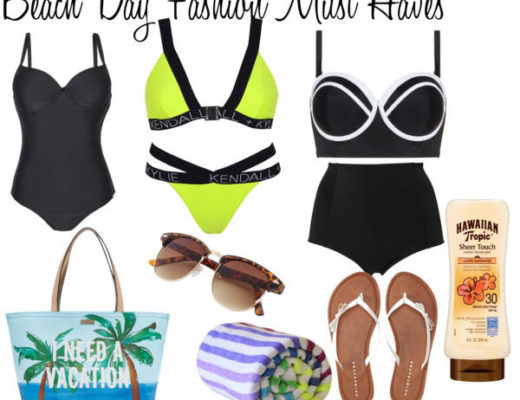 beach day fashion