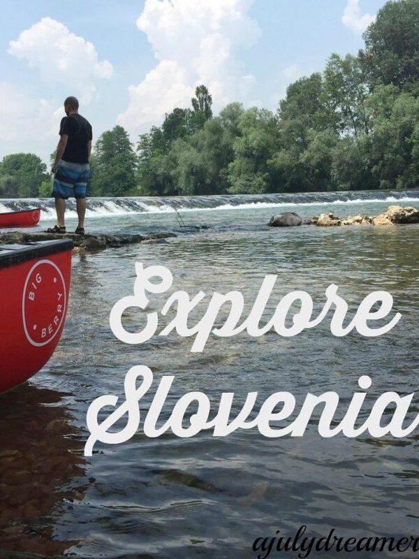 explore slovenia