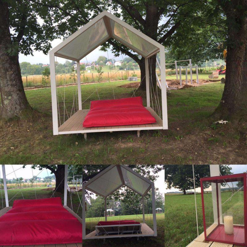 Big berry campsite