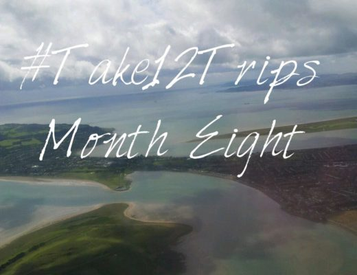 #take12trips month eight