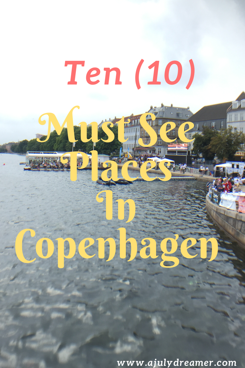 10 Must Have Makeup Palettes For 2017: {Travel} 10 Must See Places In Copenhagen ⋆ A July Dreamer