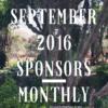 september 2016 sponsors