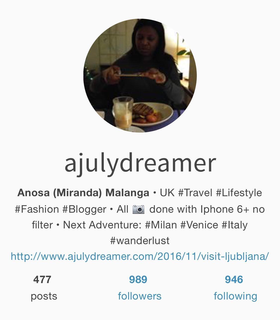 instagram weekly 1