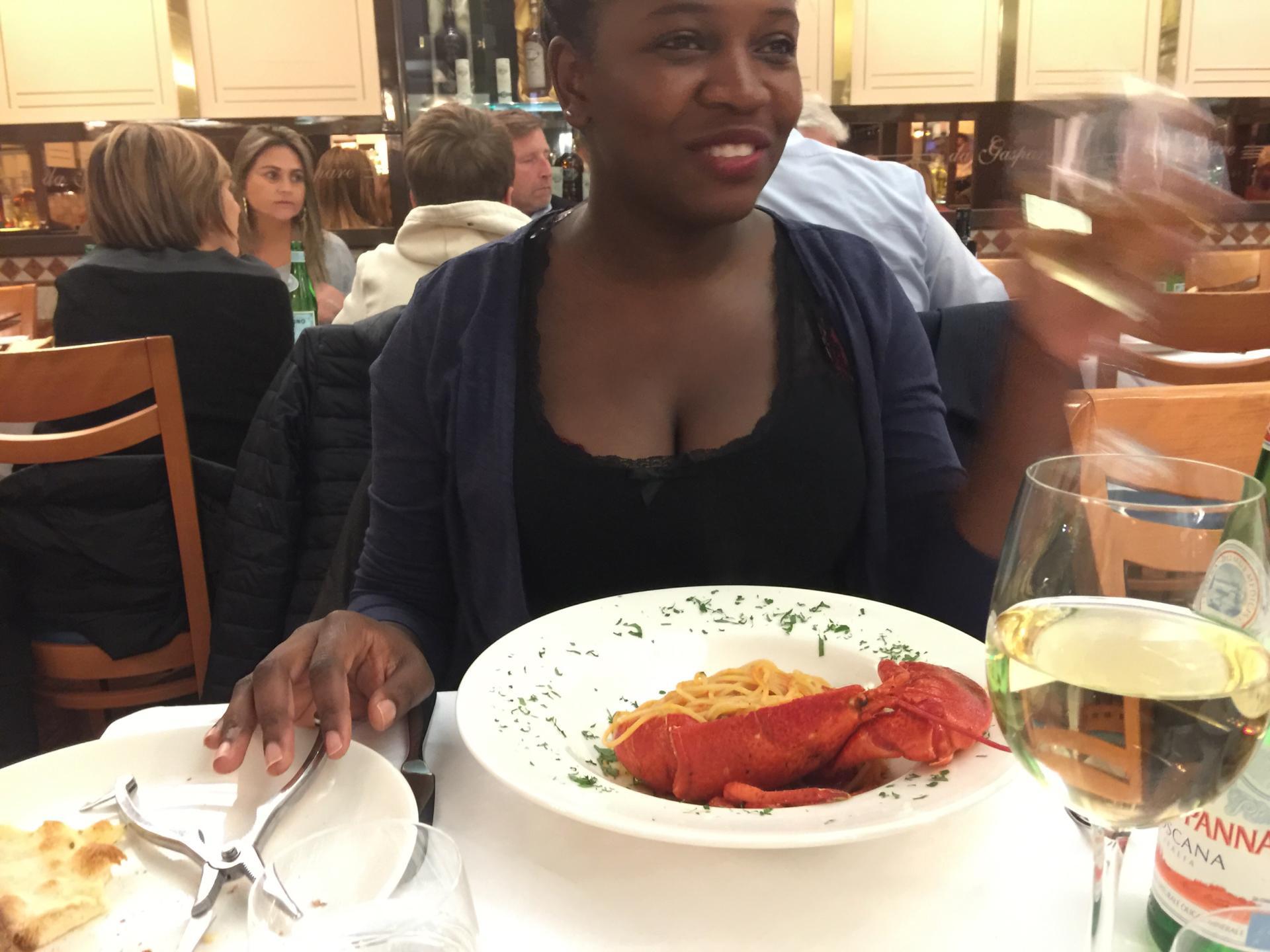 Milan ~ Lobster