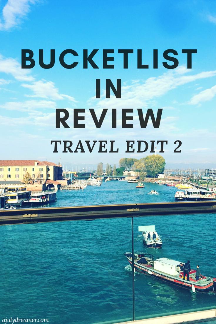 travel edit 2