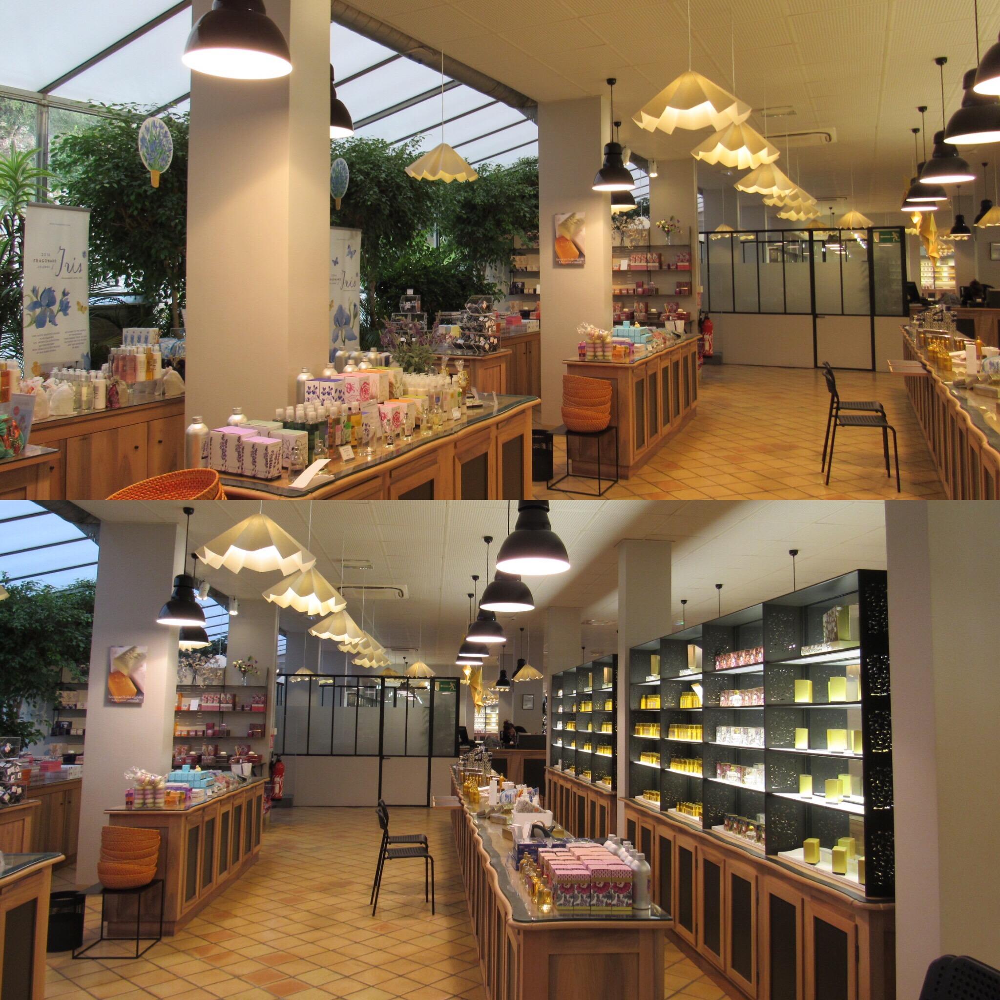 Fragonard Parfumeur Factory Eze Factory ‹� A July Dreamer