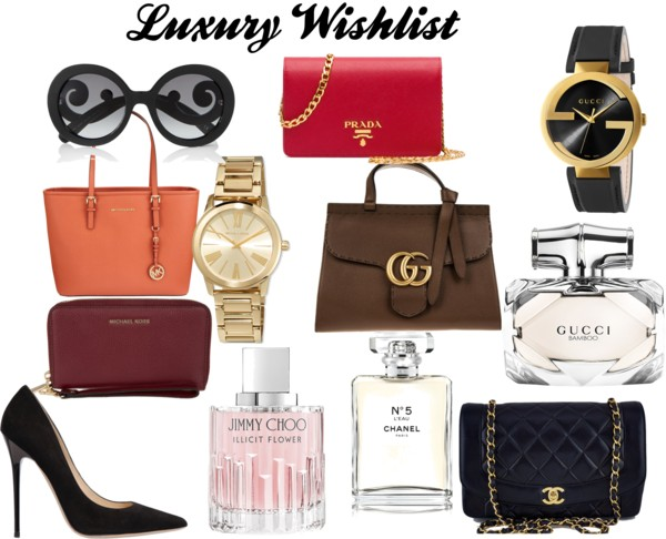 Luxury Wishlist