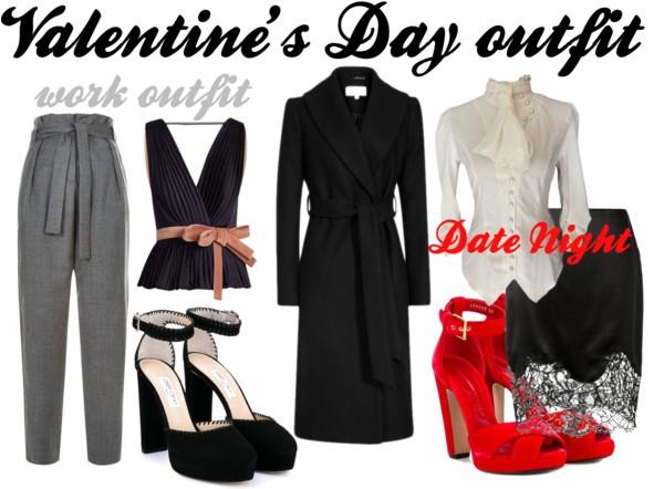 Valentine's Day look