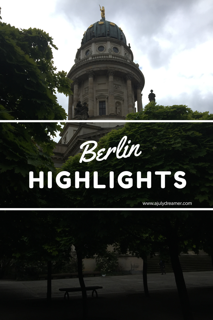 Highlights of Berlin