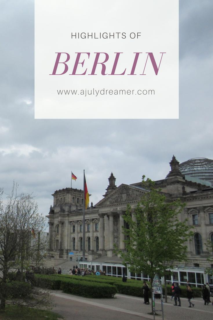 Highlights of Berlin
