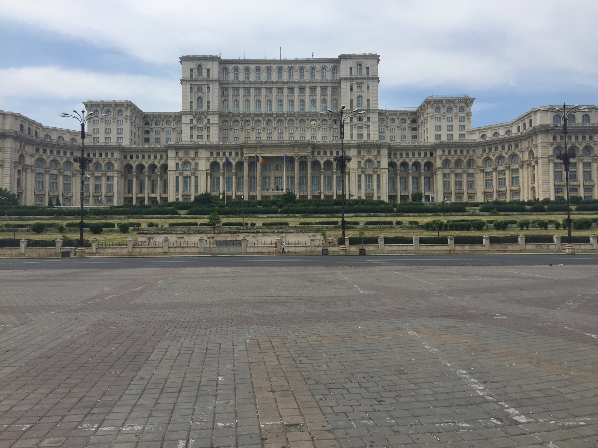 Bucharest, Palace of Parliament