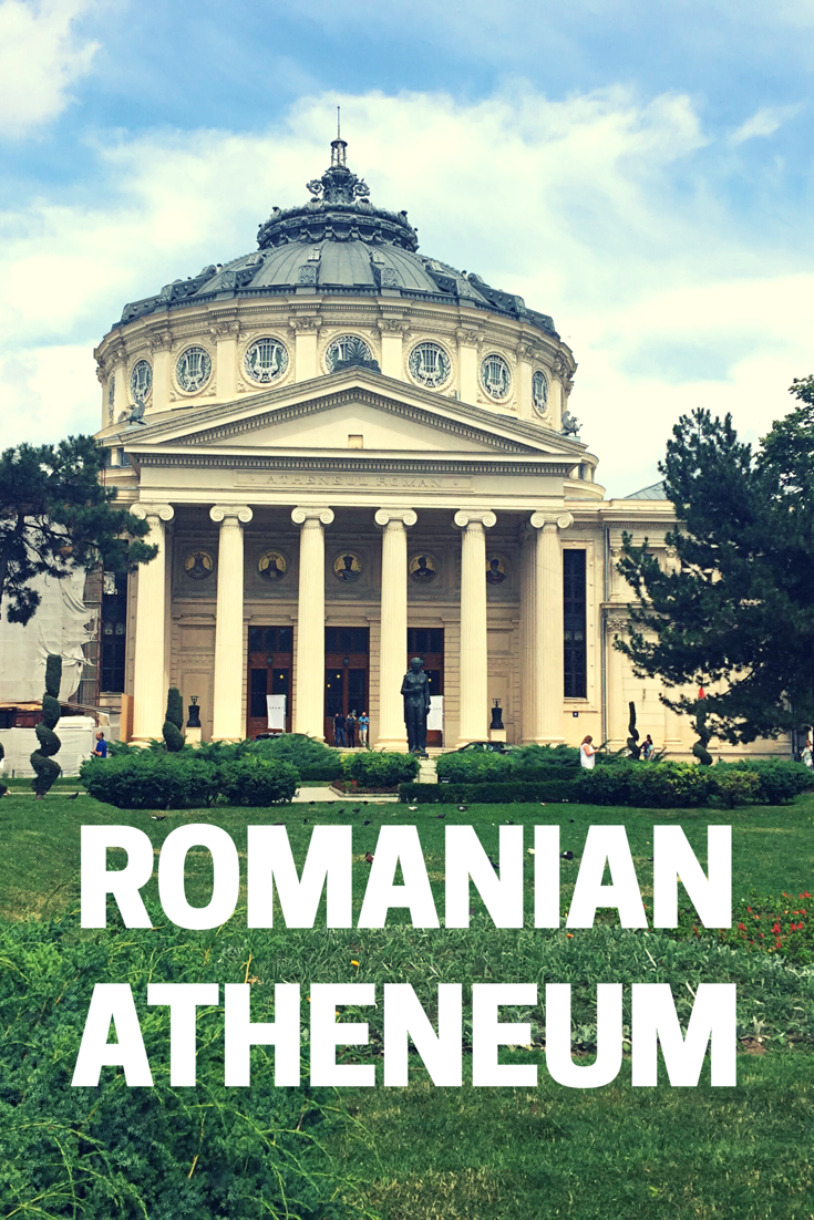 Bucharest, Romanian Athenrum