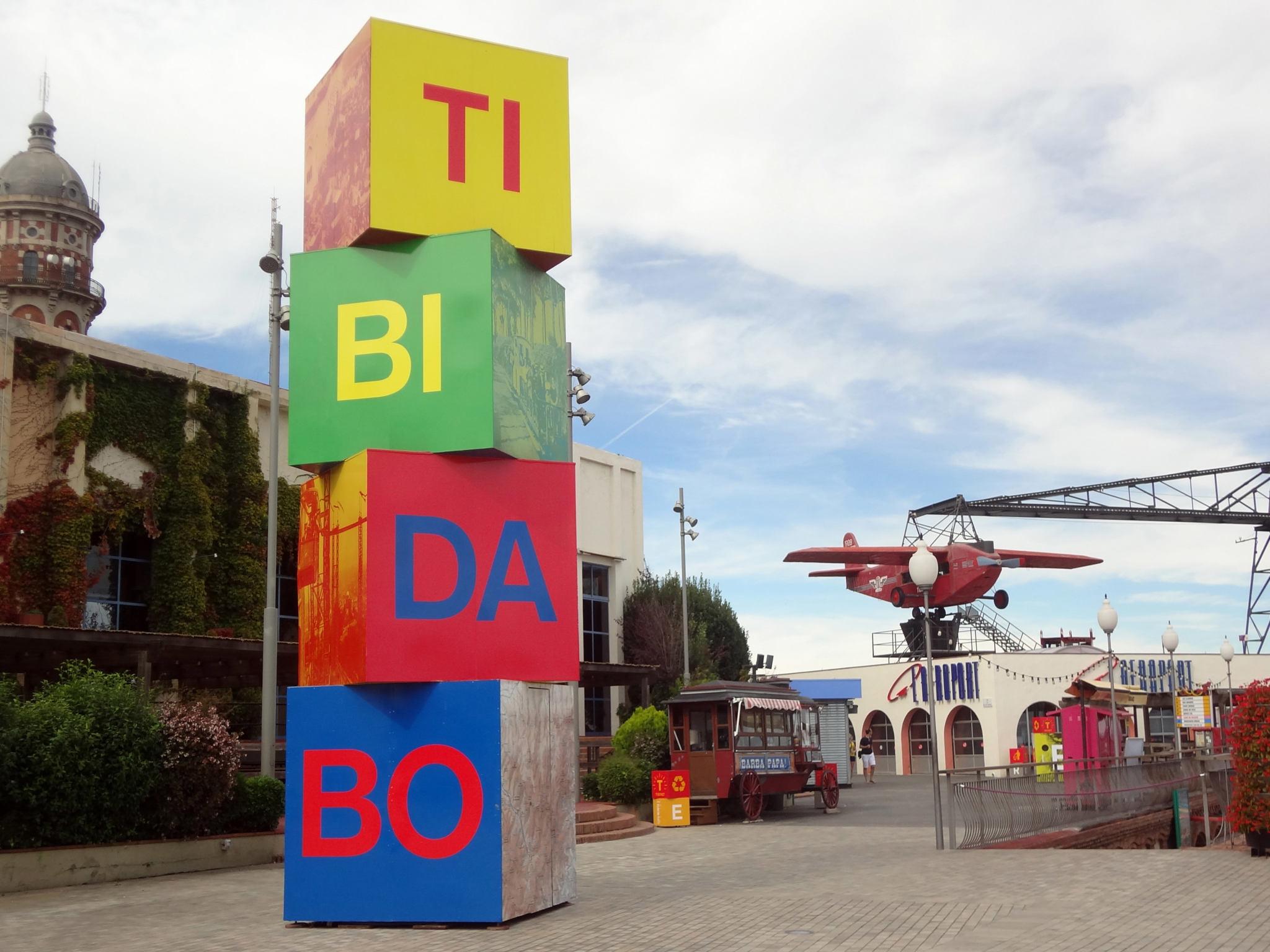 Barcelona - Tibidabo
