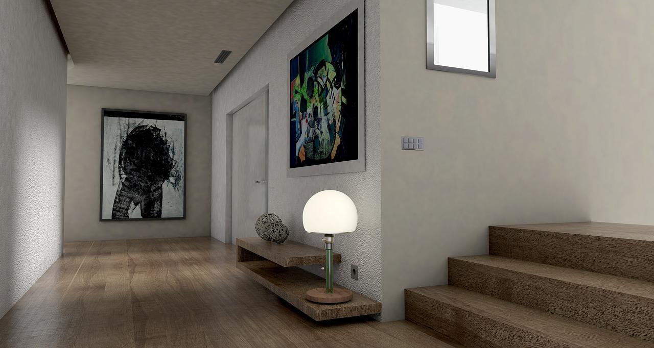 rented apartment