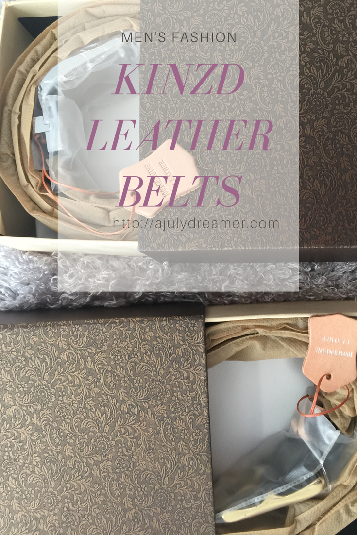 Kinzd Leather Belts