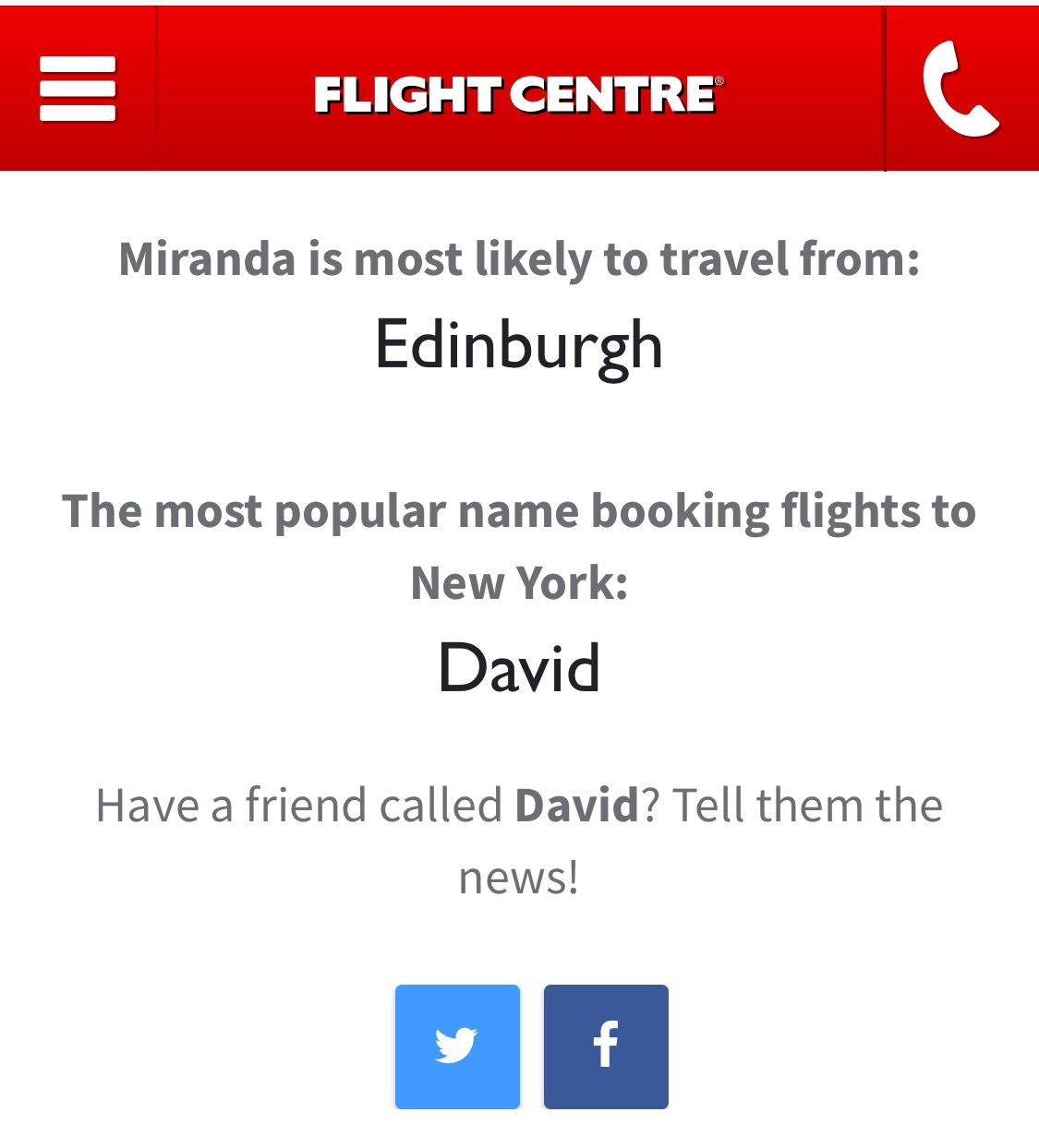 Travel Name Game