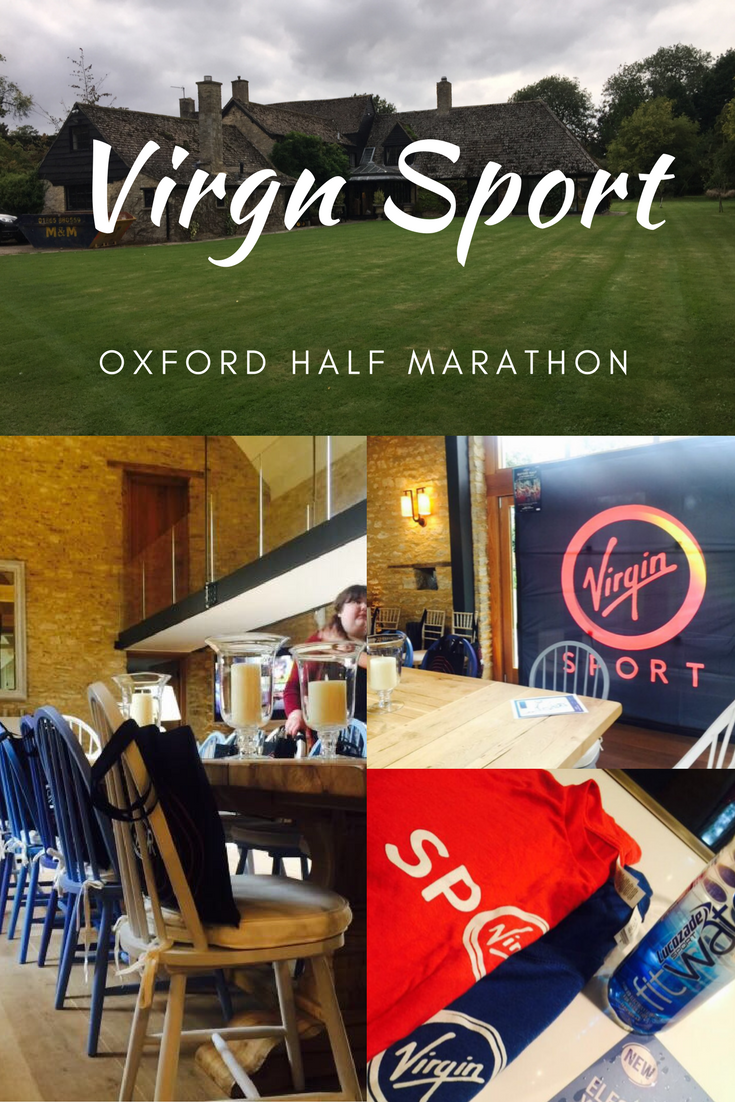 Virgin Sport Oxford Half Marathon {Pre-event}