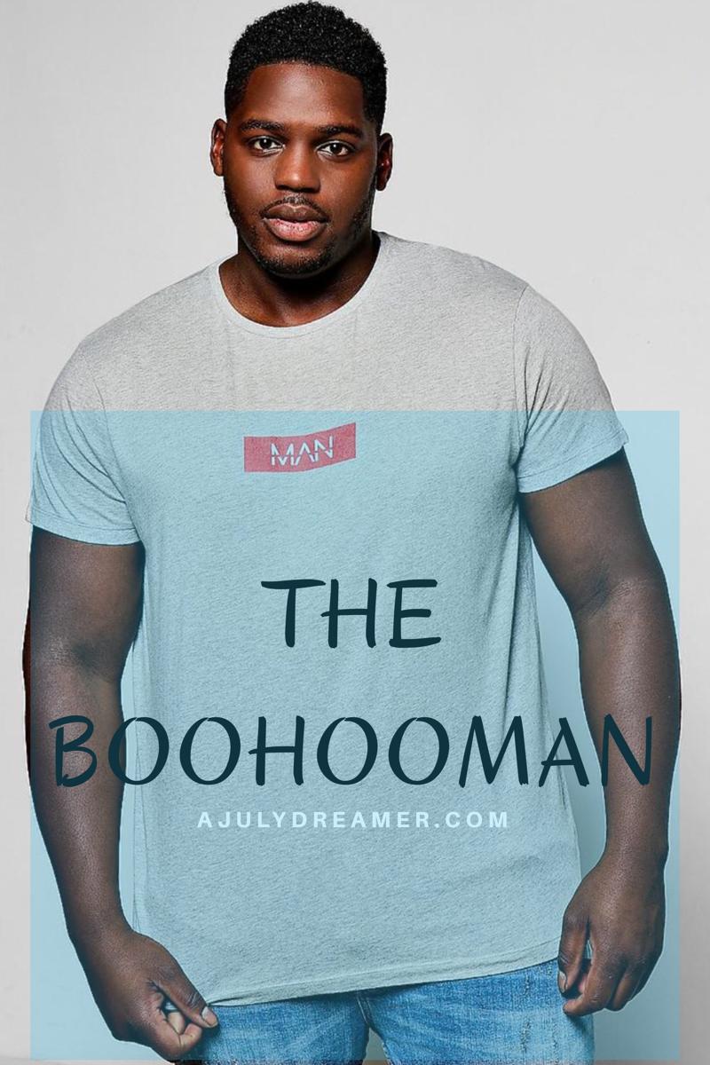 The BoohooMan ~ Big & Tall