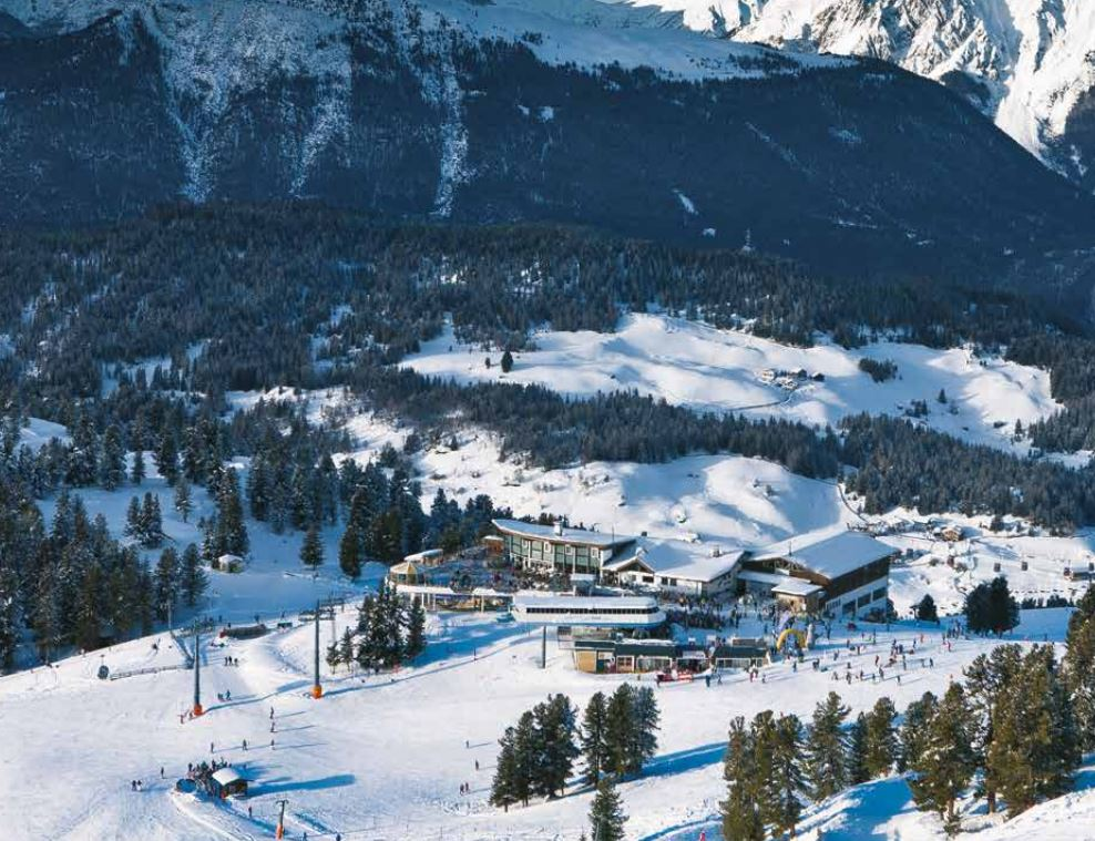 Holiday to Ischgl