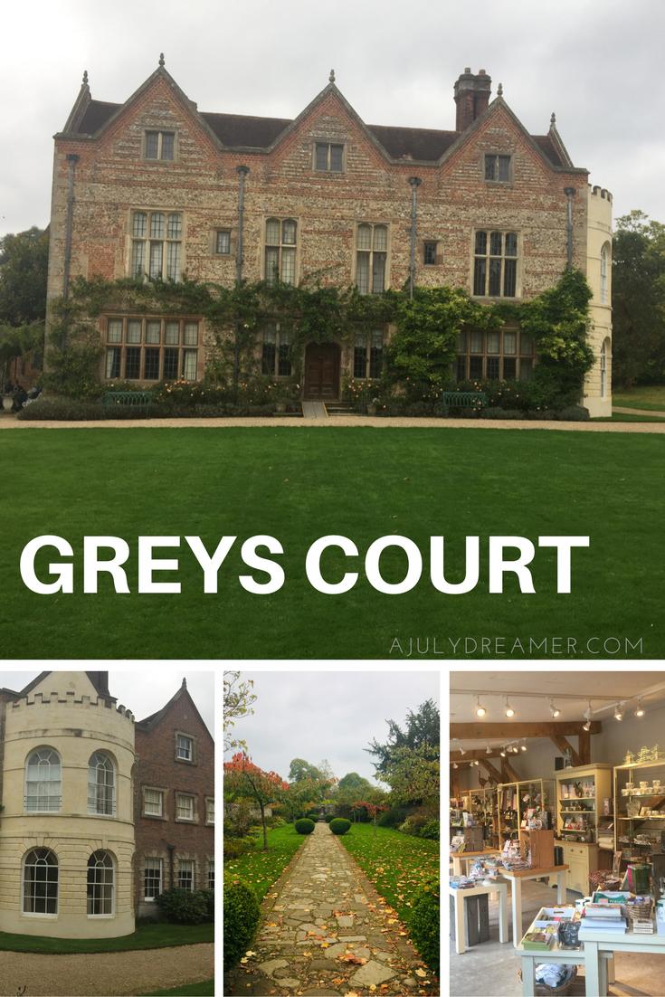Local Adventures: Greys Court #localtourist
