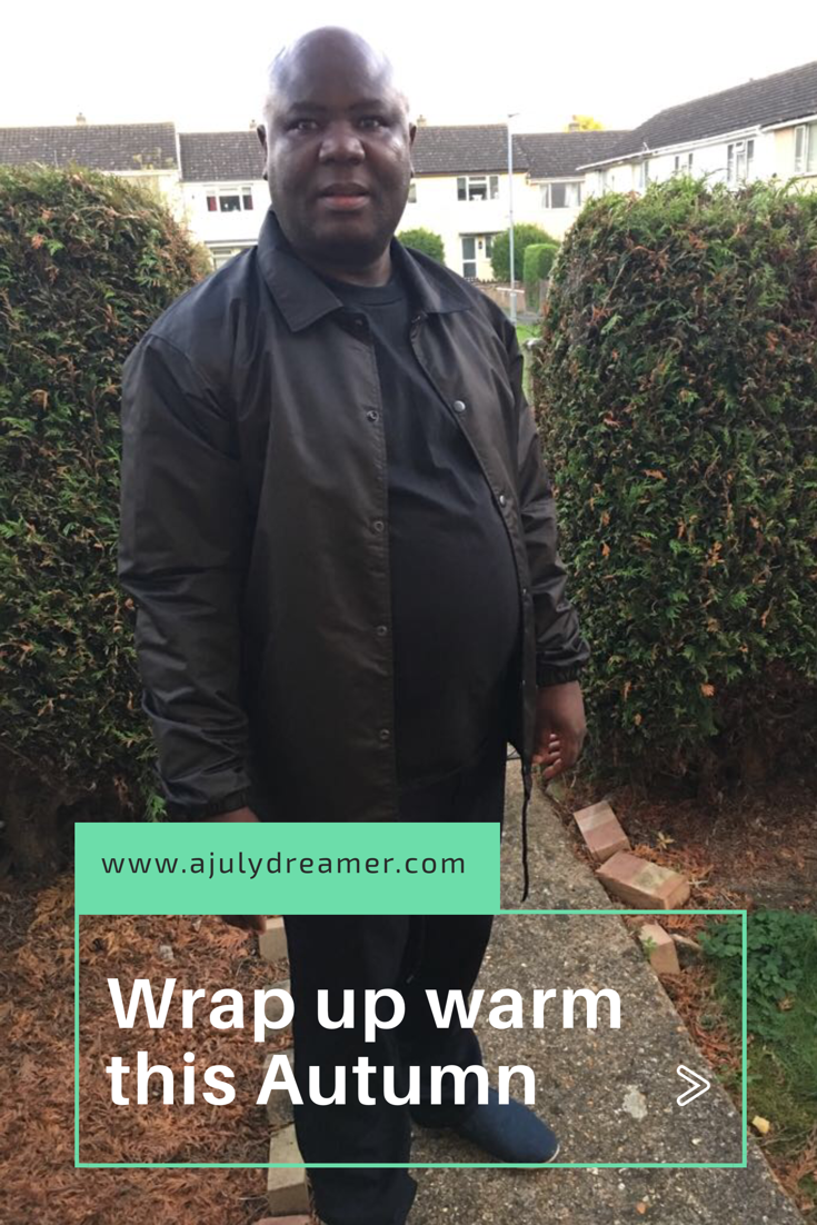 Wrap up warm this Autumnwith The Idle Man