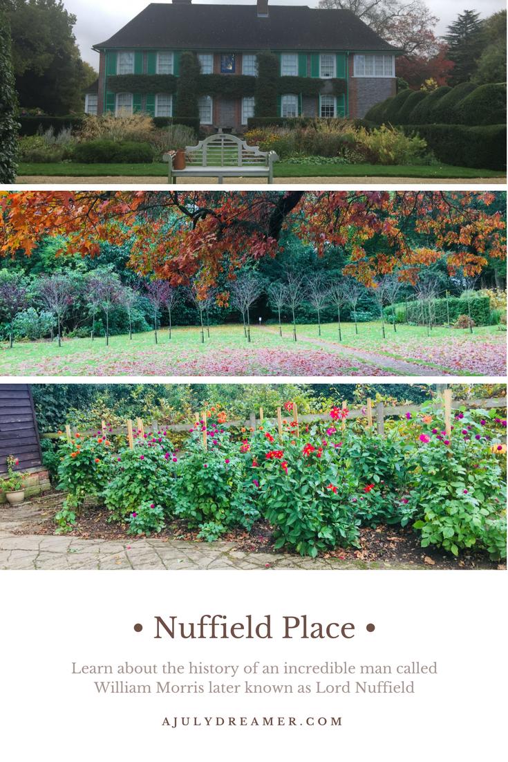 Local Adventures: Nuffield Place #localtourist