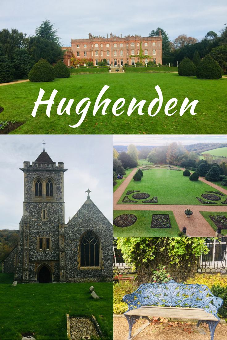 Local adventures: Hughenden Manor #localtourist
