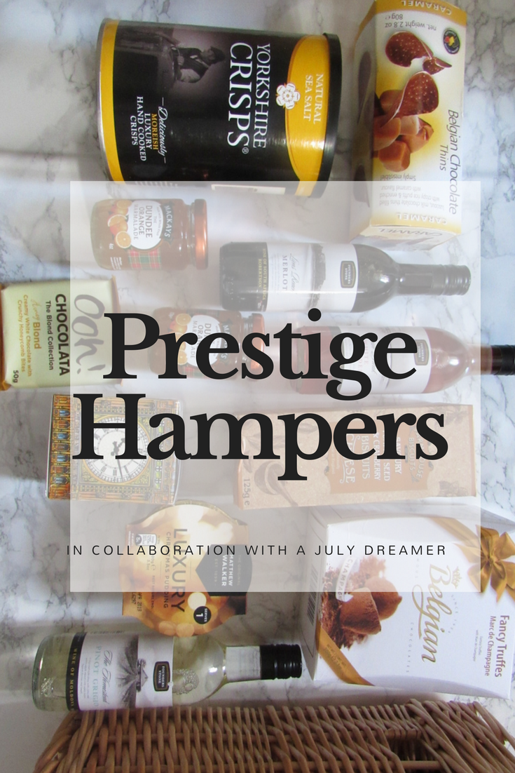 Prestige Christmas Hampers