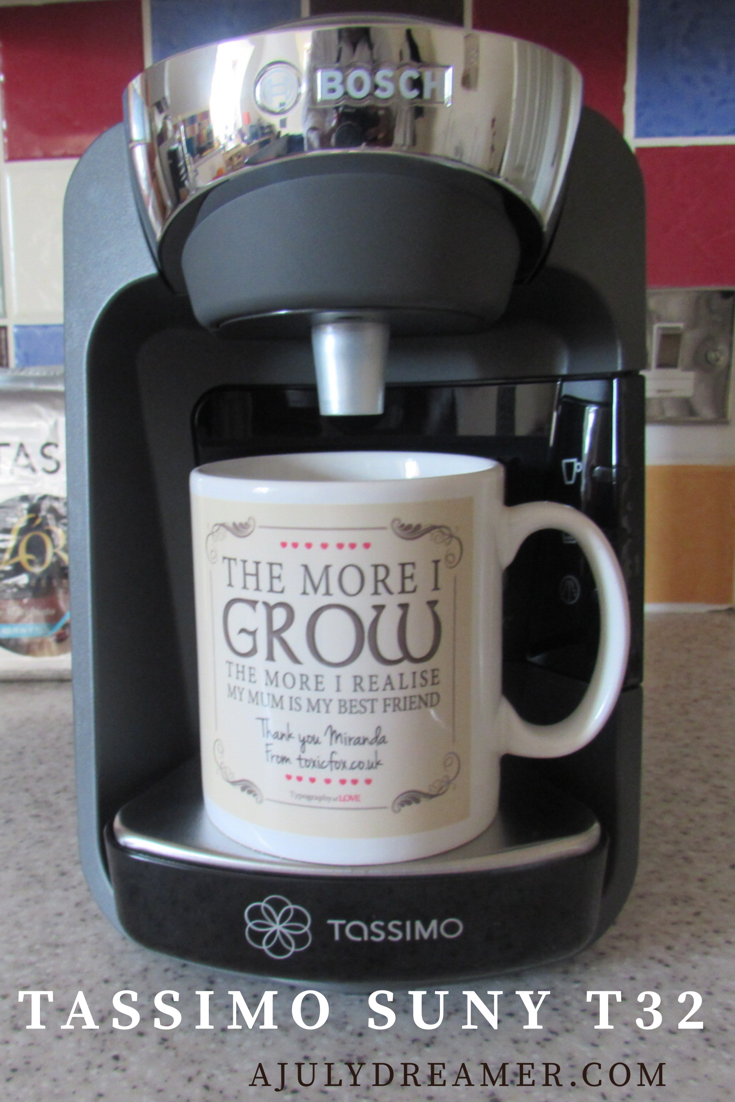 Bosch Tassimo Suny (T32) Product Review