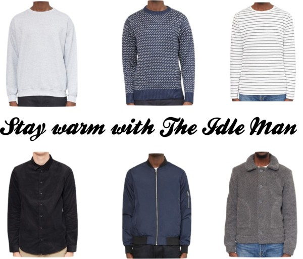 warm up warm this autumn with the idle man