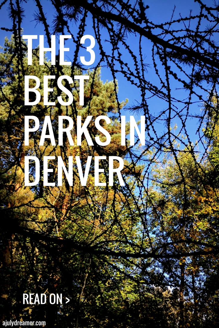 3 Best Parks in Denver for Kids