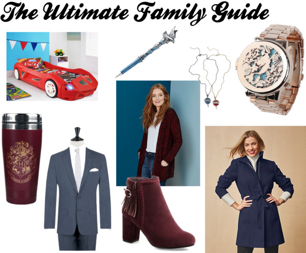 { Christmas 2017 #giftideas} The Ultimate Family Guide