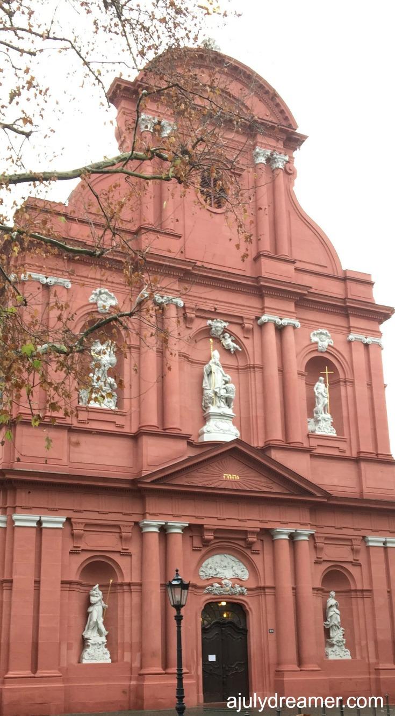 St. Ignaz, mainz