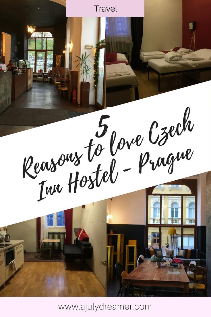 5 reasons to love czech inn hostel