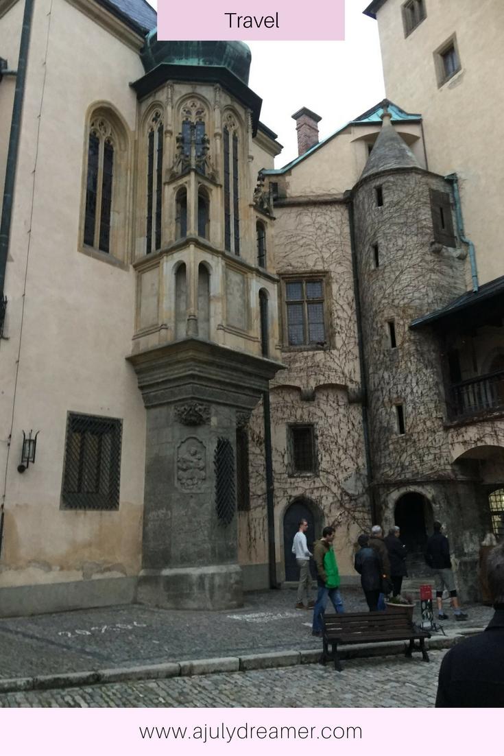 Kutná Hora  - Italian Court