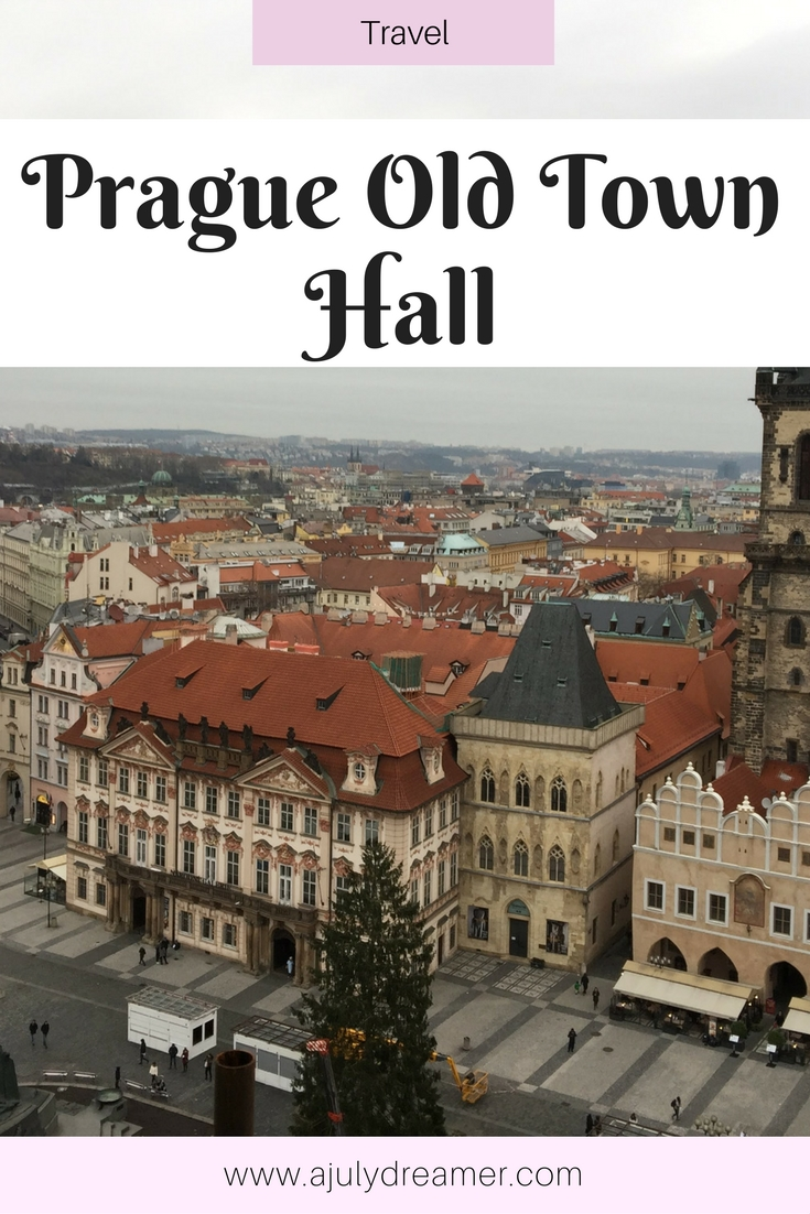 Prague Old Town Hall